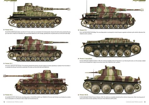 German Grey J 40 1945 german colors camouflage profile guide ak