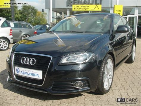 Audi A3 Sport Package by 2010 Audi A3 2 0 S Line Sports Package Dpf Leather