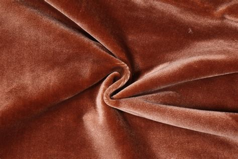silk velvet upholstery fabric 1 3 yards silk velvet upholstery fabric in hazelnut