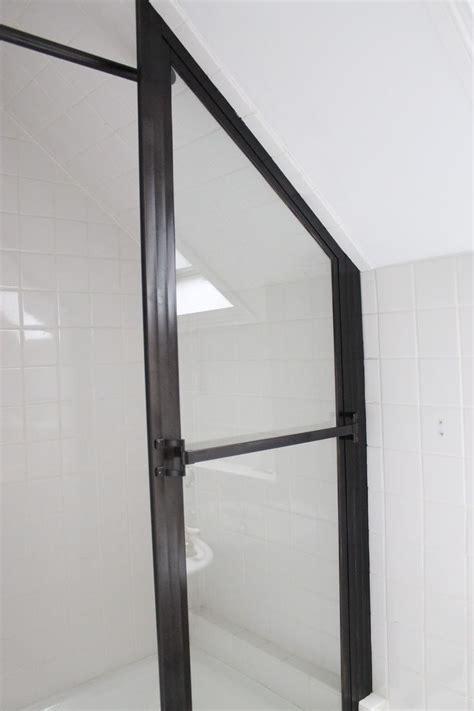 painting bathroom doors painted metal shower trim hmmm the picket fence