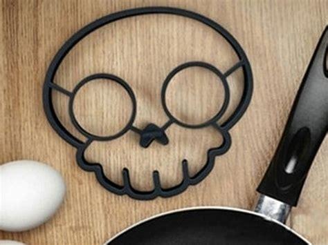 Cetakan Telur Skull produk cetakan telur ceplok bentuk unik teknologi www inilah