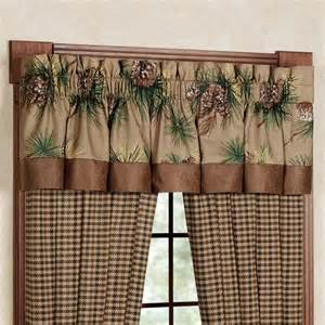 pine cone valances curtains ideas 187 pinecone curtains inspiring pictures of
