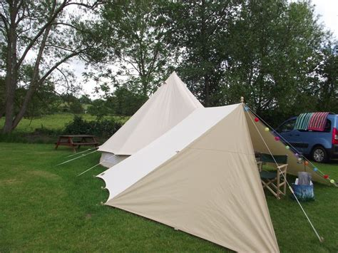 Bell Tent Awning by Best 20 Bell Tent Ideas On Canvas Bell Tent