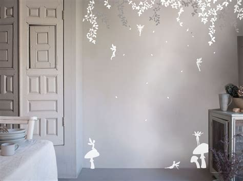 enchanted forest wall stickers enchanted forest wall sticker for the home
