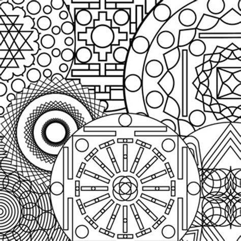 abstract patterns coloring pages pdf abstract coloring pages 2