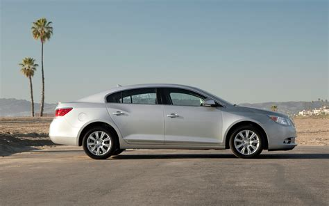 2012 buick lacrosse eassist test photo gallery