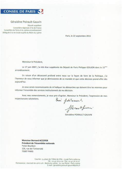 Lettre De Demission Entreprise comment r 233 diger une lettre de d 233 mission