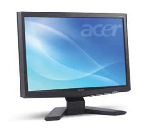 Monitor Acer X163w acer x163w lcd monitor user manual