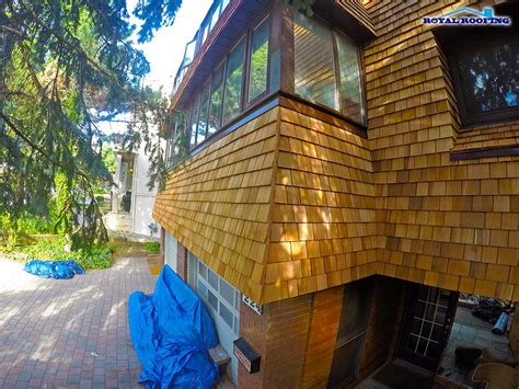 cedar roof repair service in toronto