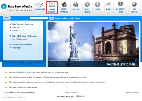 stet bank of india state bank of india banking sign in login