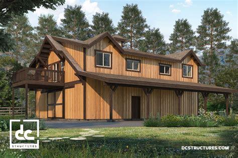 barn apartment kits oakridge apartment barn kit 48 barn home kit dc