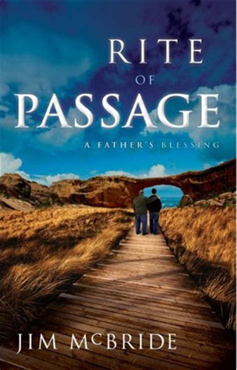 rite of passage books rite of passage from the courageous book at