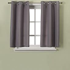 36 X 45 Curtains Bath Window Curtains Window Valances Curtain Panels More Bed Bath Beyond