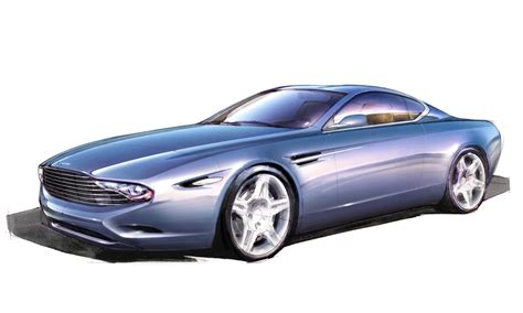 Aston Martin Dbs Coupe by Aston Martin Dbs Coupe Zagato Centennial Photo Gallery