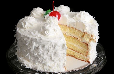 coconut cake made easy coconut cake recipe goodtoknow