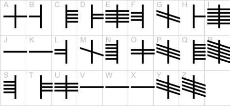 printable ogham alphabet celtic ogham font celtic ogham ttf carvings fonts