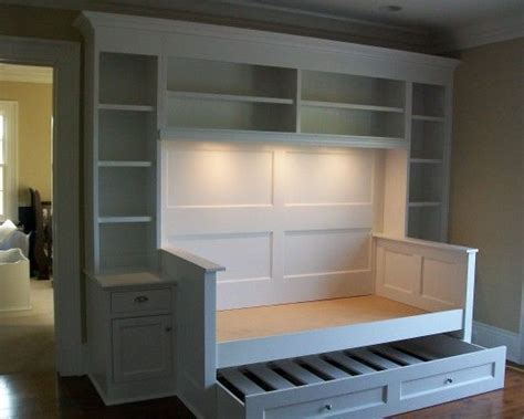 shelves around bed bedrooms pinterest girls built 17 best ideas about trundle beds on pinterest girls