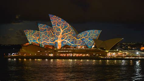 opera house music sydney opera house illuminated by music gramophone co uk