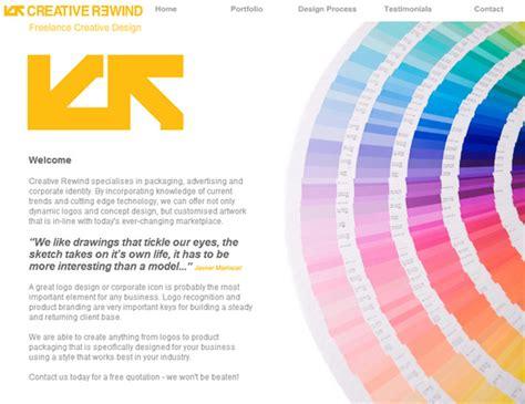 layout web keren cara desain 15 website keren yang diciptakan dengan wix