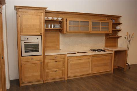 cucina in rovere cucina rovere naturale cucine a prezzi scontati