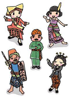 Kamoro Aspek Aspek Kebudayaan Asli pengaruh budaya asing