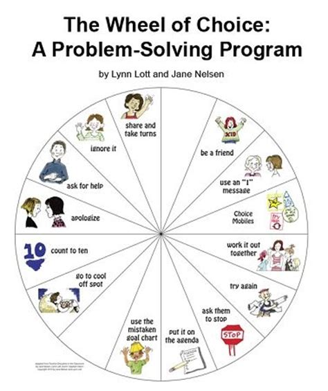 what does the color run support wheel of choice a problem solving program e book