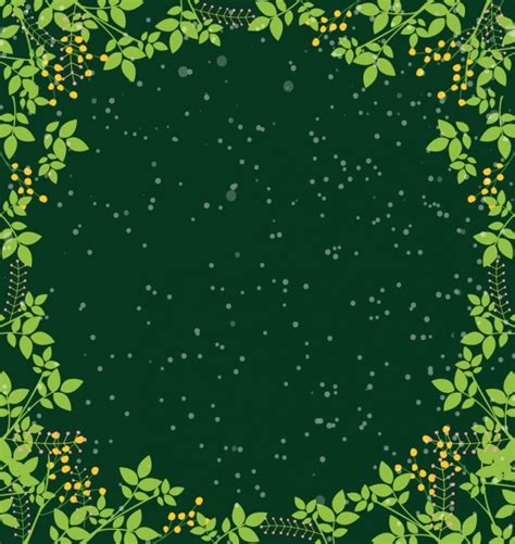 border templates for adobe illustrator border template green leaves decoration sparkling space