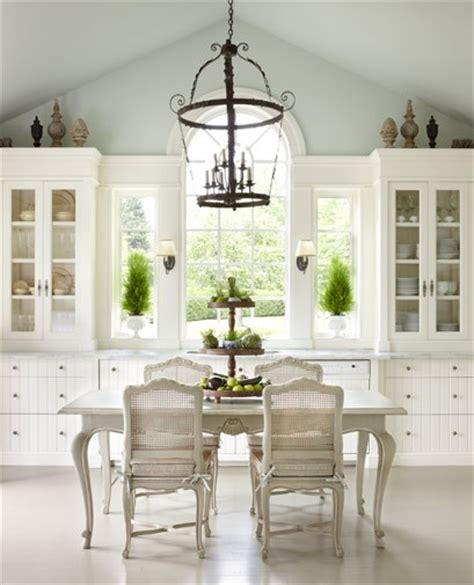 White Country Kitchen Country Kitchens Blue Tea Kitchens