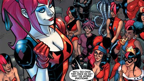 harley quinn at high dc books dc sneak peek harley quinn 2015 dc
