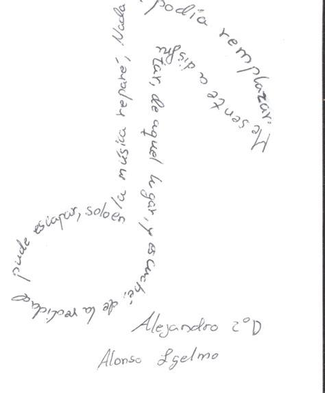 imagenes visuales en un poema devaliteraria poes 237 a visual y caligramas