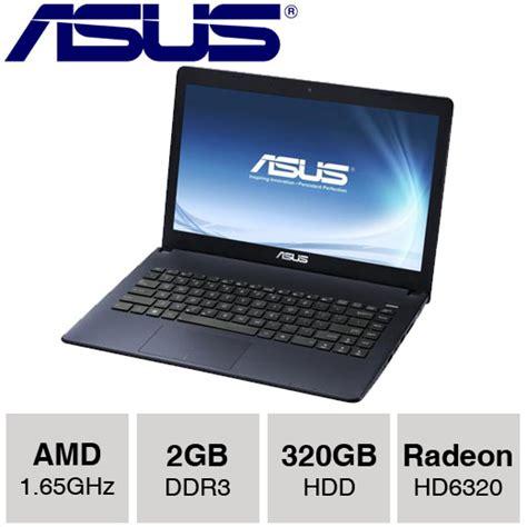 Laptop Asus Amd E450 asus x401u wx017s 14 quot amd e450 radeon hd6320 notebook x401u wx017s mwave au