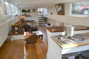Small Boat Interior Design Amsterdam Houseboat Tiny House Swoon