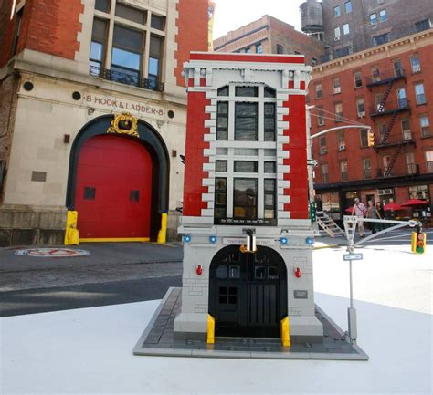 lego ghostbusters house tribeca citizen the ghostbusters firehouse is for sale