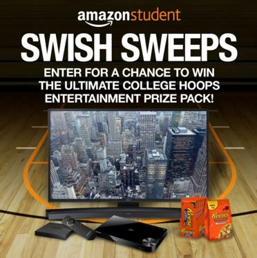 The Ultimate Entertaining Giveaway by Familysavings 187 Student Swish Sweepstakes 187 Print