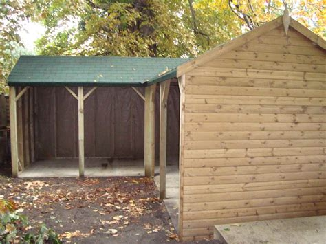 L Shed by Heavy Duty Workshop Sheds Mb Garden Building