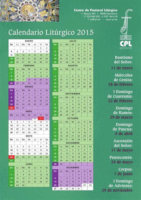 Aci Prensa Calendario Liturgico 2014 Calendario Catolico Liturgico 2016