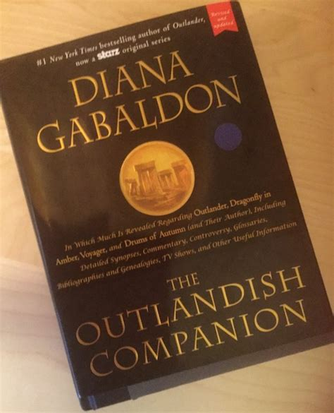 the outlandish companion volume two the companion to the fiery cross a breath of snow and ashes an echo in the bone and written in my own s blood outlander how got name 2017 sdcc with diana