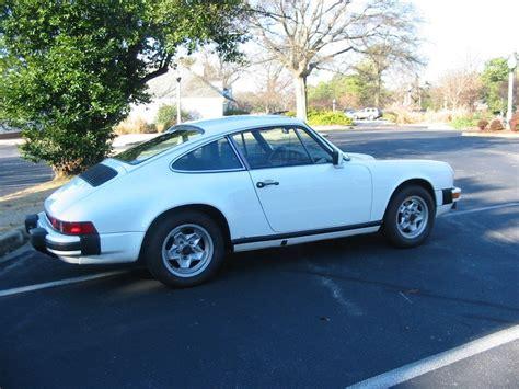 porsche 911 convertible 1980 1980 porsche 911 sc sunroof coupe beautiful survivor