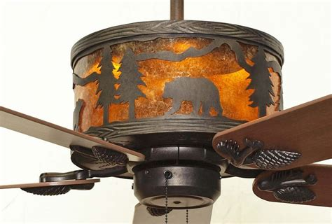 rustic lighting and fans mountainaire rustic ceiling fan rustic lighting and fans