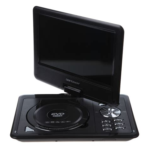 10 inch dvd player with tv tuner freeview trucks vans cing 240 12volt usb ebay