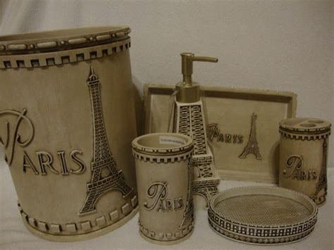 paris bathroom accessories sets 25 best ideas about paris theme bathroom on pinterest