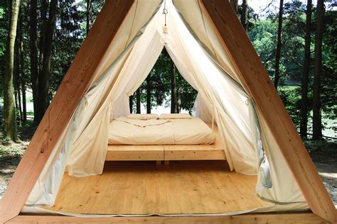 wooden tent gling lushna true glamour is nature 171 landscape