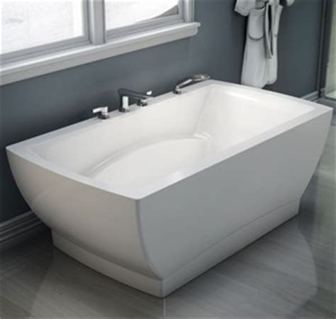 Freestanding Tub With Deck Mount Faucet by Choosing Tub Faucets For Freestanding Bathtubs