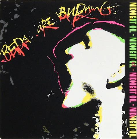beds are burning midnight oil beds are burning live cd at discogs