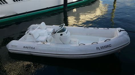 rib boat jet drive nautica jet drive 1997 for sale for 3 800 boats from