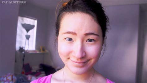 everyday makeup tutorial korean korean ulzzang inspired monolid everyday makeup tutorial