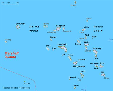 where are the marshall islands on a world map list of mammals of the marshall islands
