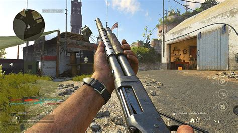 call of duty 4 gold shotgun call of duty ww2 flamethrower shotgun gameplay