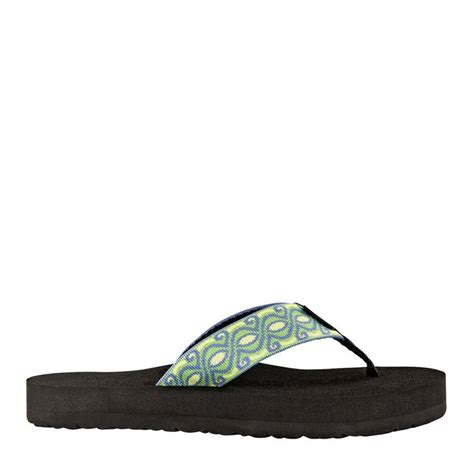 Most Comfortable Walking Flip Flops by Teva 174 Womens Original Mush Ultra Comfortable Flip Flops
