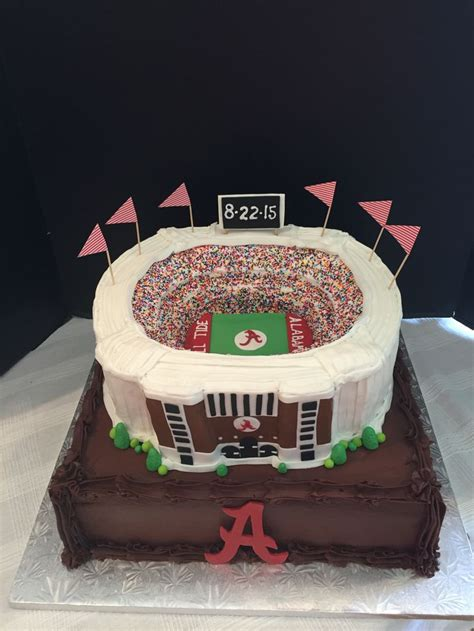 17 best images about alabama birthday cakes and ideas on